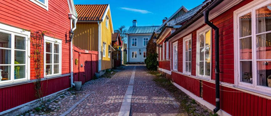 The 5 Cheapest Places to Buy Property in Sweden